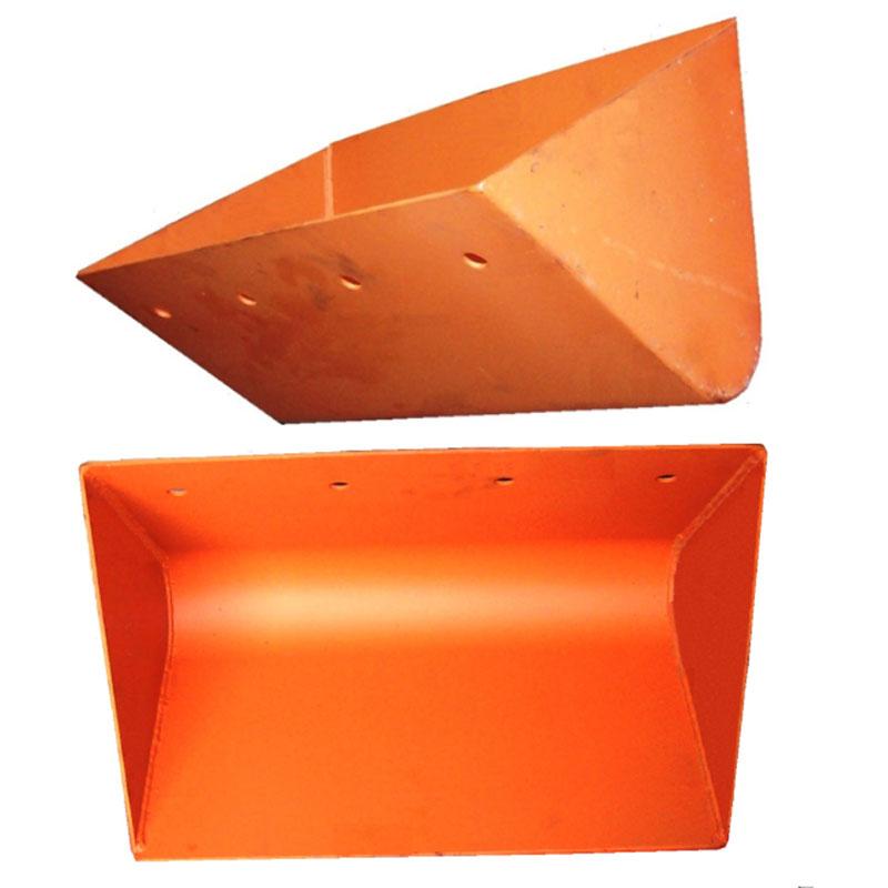 Fabricação Caçamba do Elevador Metalúrgica Riograndense