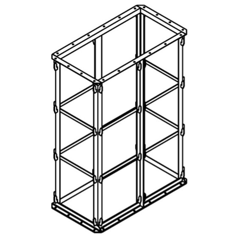 Fabricação Módulo do Elevador Metalúrgica Riograndense
