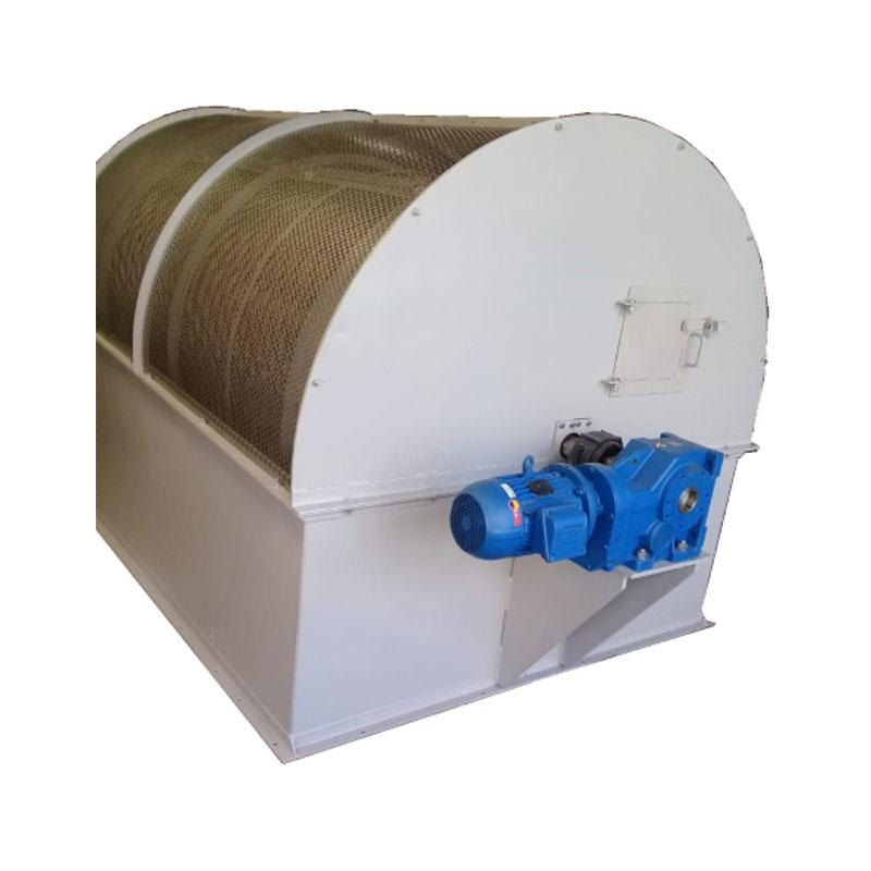 Fabricação Peneira Rotativa Metalúrgica Riograndense