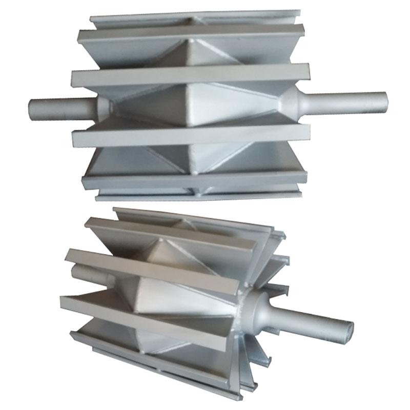 Fabricação Rolo Movido Metalúrgica Riograndense