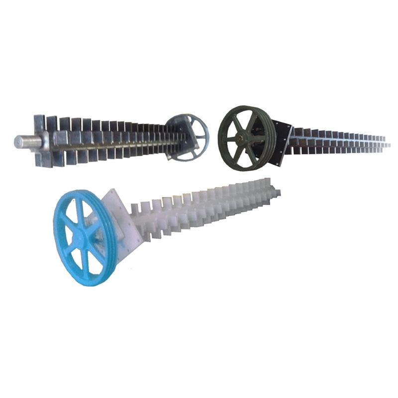 Fabricação Rolo do Batedor Metalúrgica Riograndense
