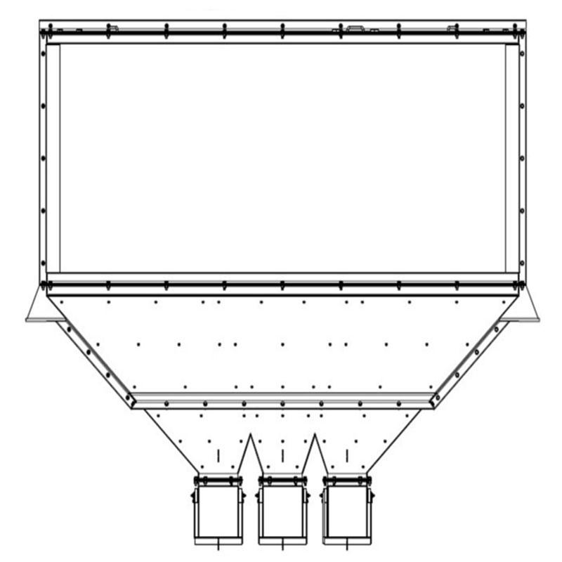 Fabricação Silo da Balança Metalúrgica Riograndense