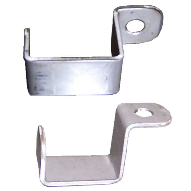 Metalúrgica Riograndense Usinagem De Peças Abraçadeiras em Inox ou Carbono