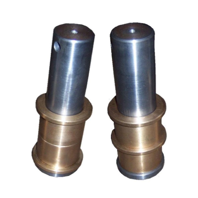 Metalúrgica Riograndense Usinagem De Peças Pino com Bucha de Bronze