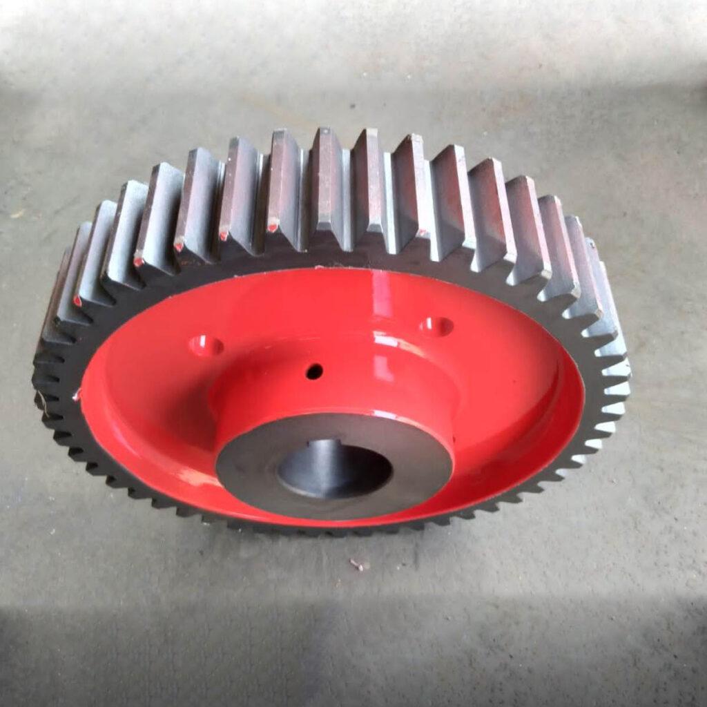 Fabricação de Engrenagem